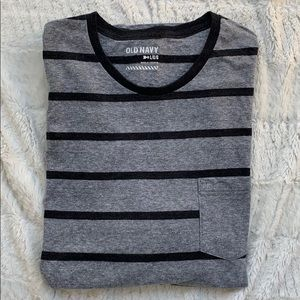 💎5/$25💎 Old navy striped  long sleeve tee